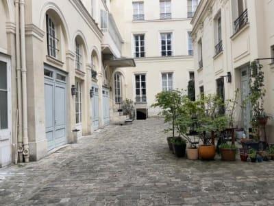 Paris - 2 pièce(s) - 50 m2