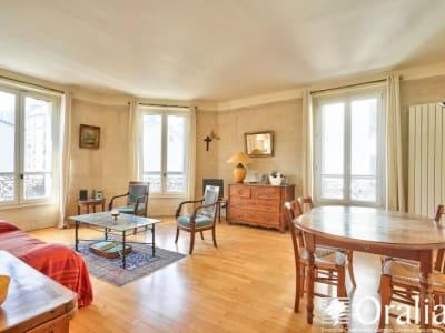 Paris 14 - 3 pièce(s) - 63 m2 - 2ème étage