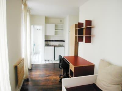 Appartement Paris - 1 pièce(s) - 17.56 m2
