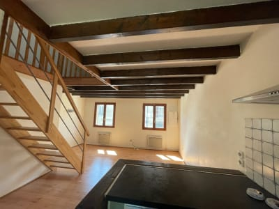 Appartement Mery Sur Oise duplex 2 pièce(s) 60m² AU SOL/40M² HAB