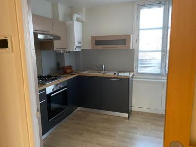 Appartement centre ville Falaise 2 chambres