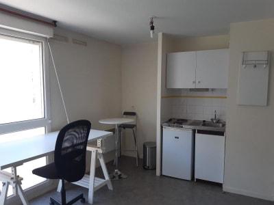 Appartement récent Dijon - 1 pièce(s) - 16.55 m2
