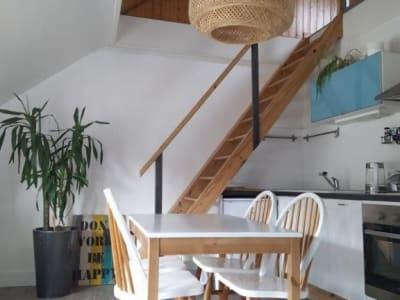 Lesneven - 2 pièce(s) - 38.77 m2 - Rez de chaussée