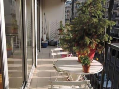 Paris - 2 pièce(s) - 54 m2 - 2ème étage