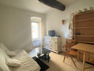 LOCATION APPARTEMENT T2 Meublé, 650€ 30m² - 20110 PROPRIANO