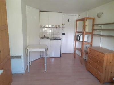 Appartement Paris - 1 pièce(s) - 13.82 m2