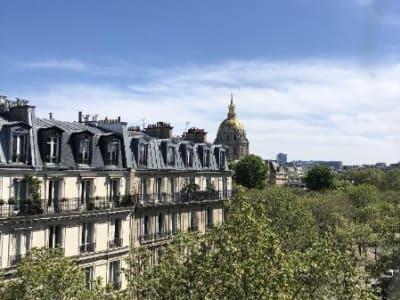 Appartement Paris - 4 pièce(s) - 88.95 m2