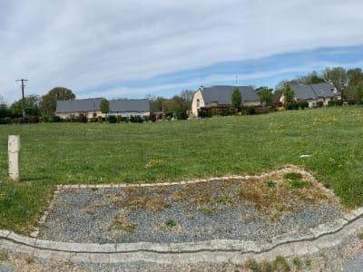 Terrain constructible de 664 m².