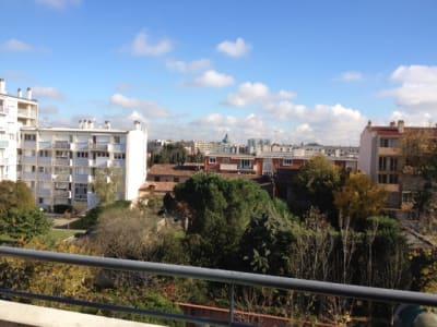 Appartement 3 pièces Patte d'Oie 58m² bld Jean Brunhes