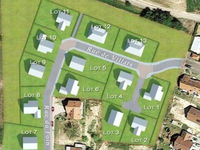 TERRAIN CONSTRUCTIBLE SALMBACH - 630 m2