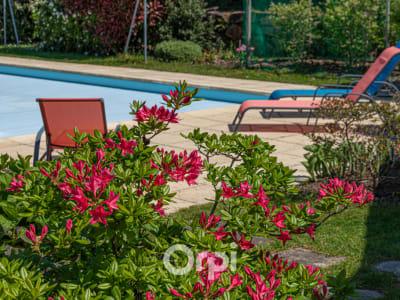 Maison avec piscine proche sentiers côtiers