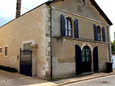 Demeure de Charme Prés Fontenay le Comte.