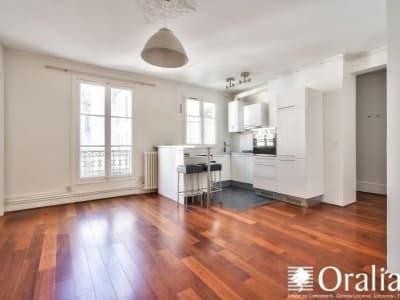 Paris - 2 pièce(s) - 50 m2 - 4ème étage