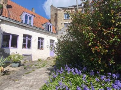Maison bourgeoise sur Saint Omer