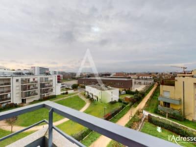 Appartement Toulouse 2 pièce(s) 51m²