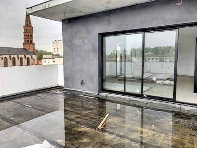 Saint Exupéry T5 - dernier étage - 70m2 de terrasses - parkings