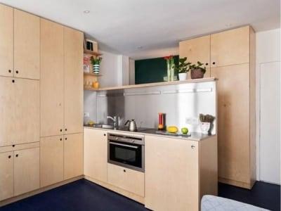 Paris - 1 pièce(s) - 20.24 m2