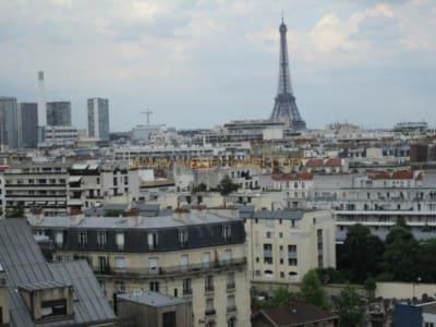 VIAGER OCCUPE - PARIS 15 éme