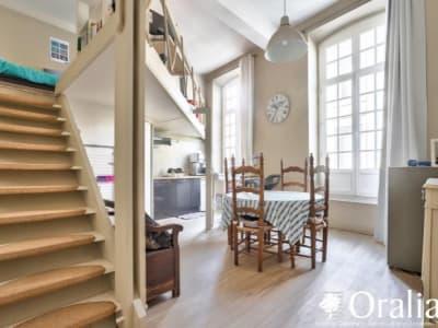 Bordeaux - 2 pièce(s) - 40 m2 - 1er étage