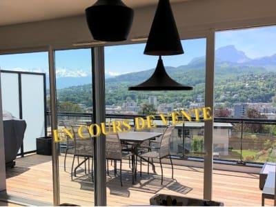 Chambéry - 4 pièce(s) - 105 m2