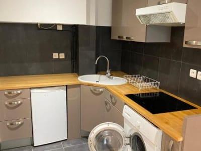Appartement rénové Paris - 1 pièce(s) - 22.48 m2