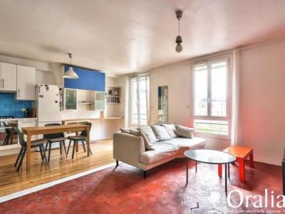 Paris 11 - 2 pièce(s) - 42 m2 - 4ème étage