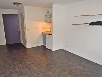 Appartement Toulouse - 1 pièce(s) - 20.0 m2