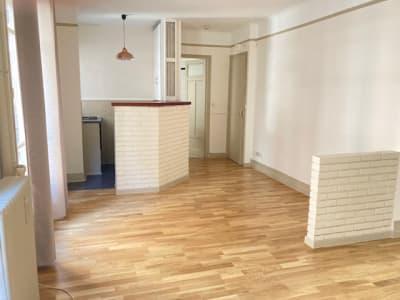 Appartement rénové Paris - 1 pièce(s) - 34.42 m2