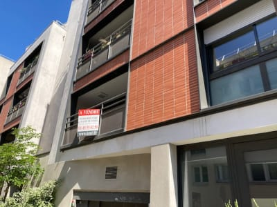 A vendre 2 pièces - Rue du Moulin de la Pointe 75013 Paris