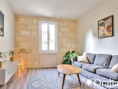 Bordeaux - 2 pièce(s) - 38 m2 - 2ème étage