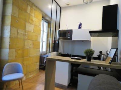 Appartement Bordeaux - 1 pièce(s) - 17.56 m2