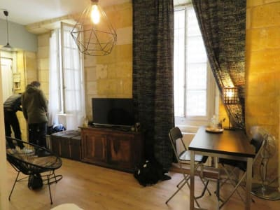 Appartement Bordeaux - 1 pièce(s) - 23.84 m2