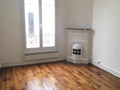 Appartement Paris - 2 pièce(s) - 33.84 m2