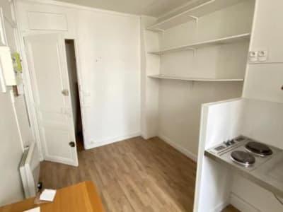 Appartement Paris - 1 pièce(s) - 11.84 m2