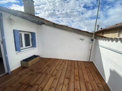 CHABEUIL - Centre du village - Maison meublée avec terrasse