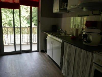 Appartement Montreal La Cluse - 2 pièce(s) - 47.0 m2