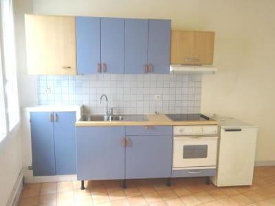 Appartement Grenoble - 2 pièce(s) - 45.5 m2