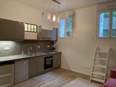 Appartement rénové Paris - 1 pièce(s) - 22.76 m2