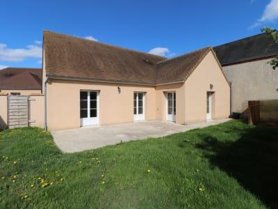 Pavillon de plain-pied à Fontaine-la-Guyon