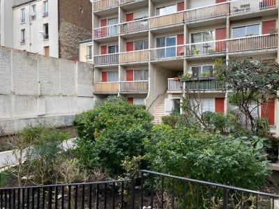 Appartement Paris 2 pièce(s) 41.27 m2