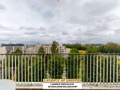 Appartement Boulogne Billancourt 3 pièce(s) 84 m2