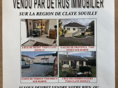 Claye Souilly - 3 pièce(s) - 65 m2