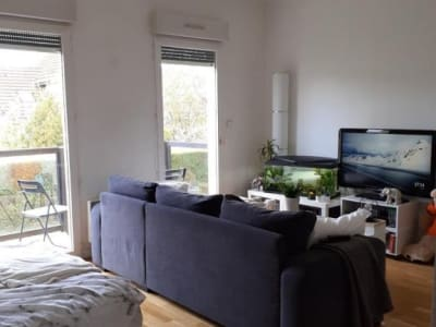 Appartement récent Dijon - 1 pièce(s) - 30.65 m2