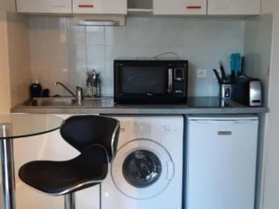 Appartement Dijon - 1 pièce(s) - 30.3 m2