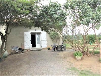 Maison de Type 2/3 avec jardinet