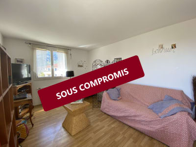 SOUS COMPROMIS - Appartement T2 Guilherand Granges
