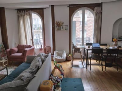 Appartement Paris - 3 pièce(s) - 69.0 m2