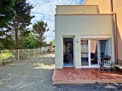 Appartement Valras - 4 pièces - 64.6 m²