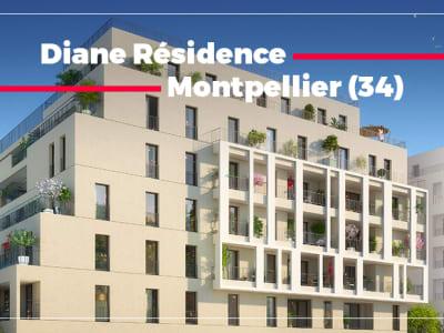 Parc Montcalm T2 Neuf 44m²+Terrasse 11.50m²+Parking