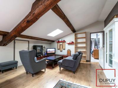 Les Chalets / Jeanne d'Arc- T2 -  62 m² - Dernier étage.